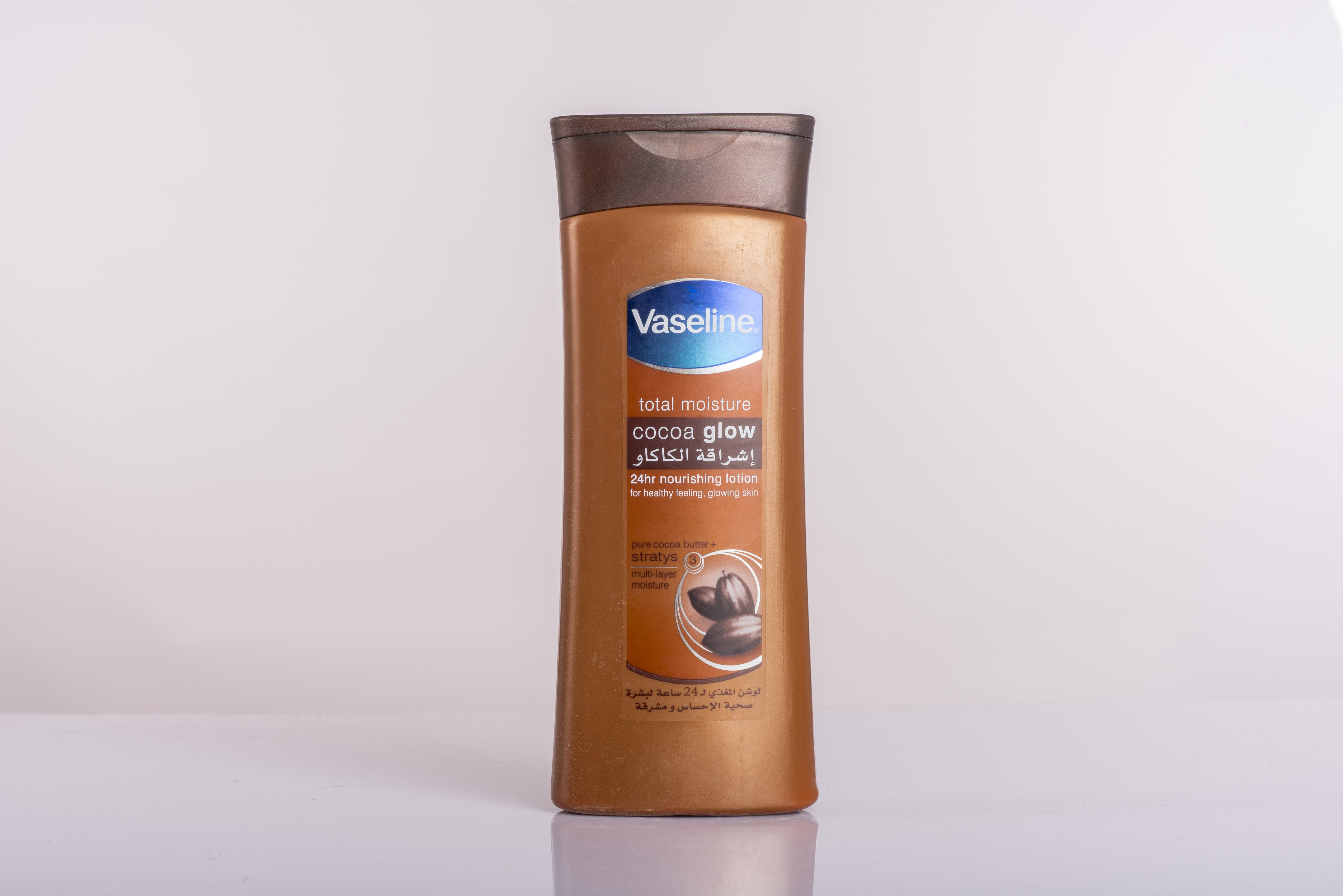Vaseline Cocoa Glow Body Lotion 400ml In Egypt Home Women Care Moisturizer