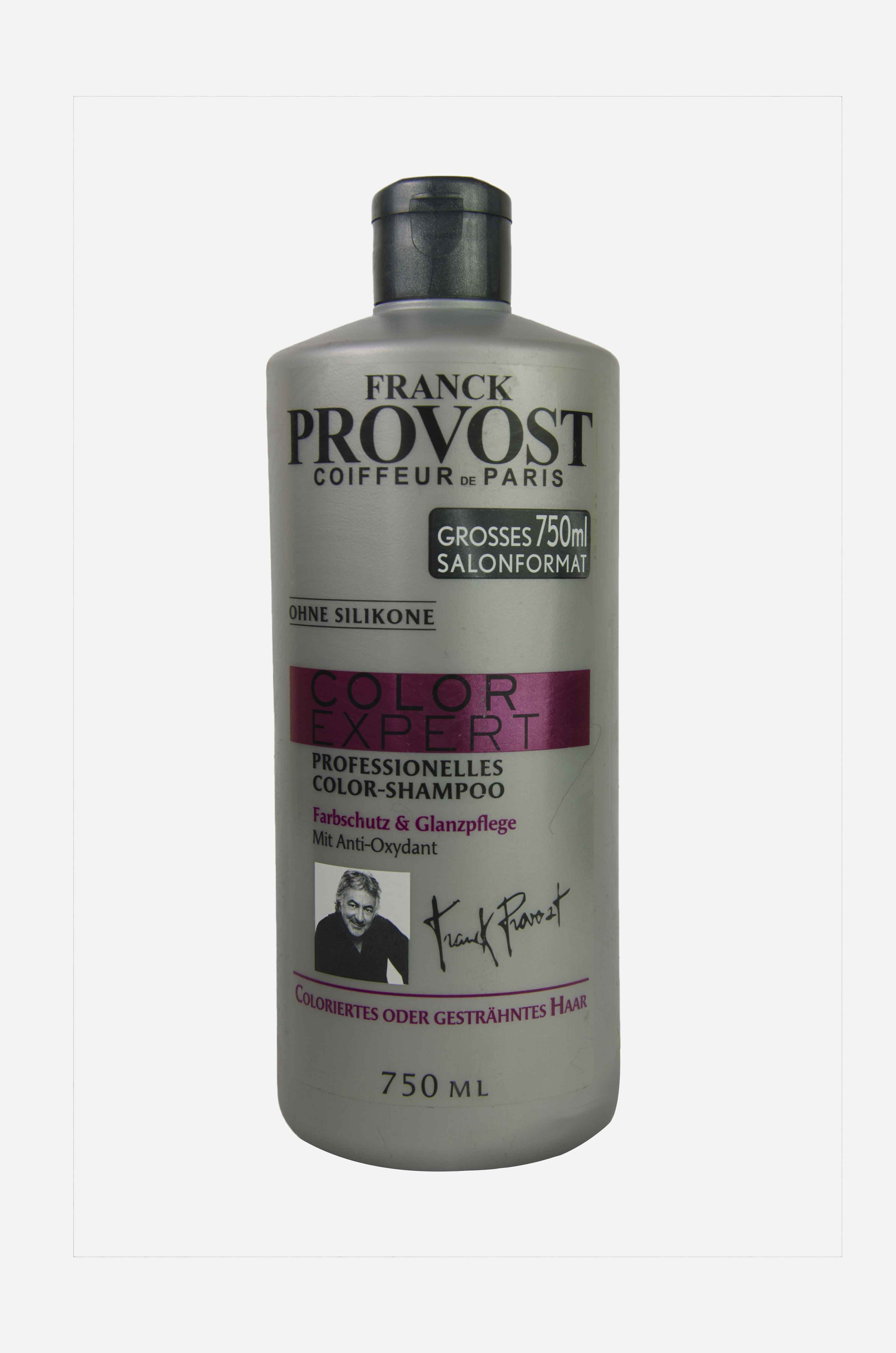 Tooth Pain Relief >> Franck Provost Color Expert Shampoo 750ml @Yazein.com Egypt
