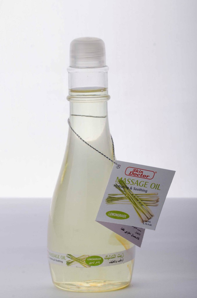 Skin Doctor Lemongrass Oil